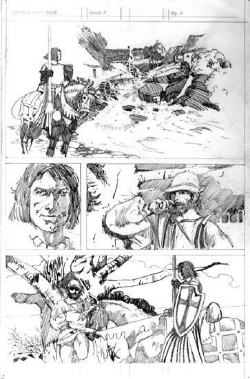 Unpublished sample page